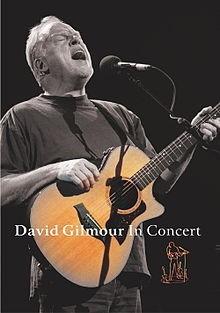 dvd david gilmour in concert novo lacrado