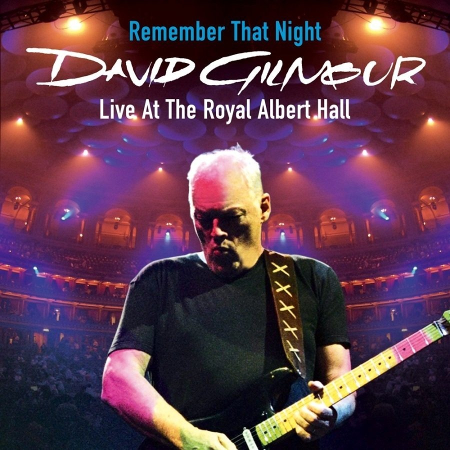 Resultado de imagen para David Gilmour Live at the Royal Albert Hall