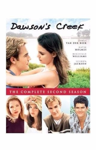 dvd: dawson creek temporada 2 **encargo**