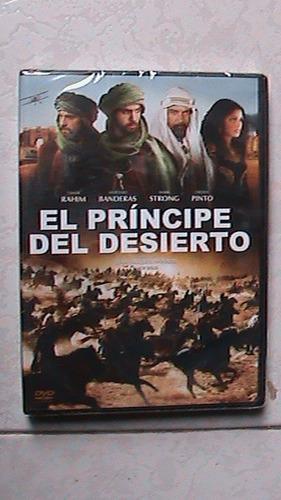 dvd de la pelicula :el principe del desierto 2012