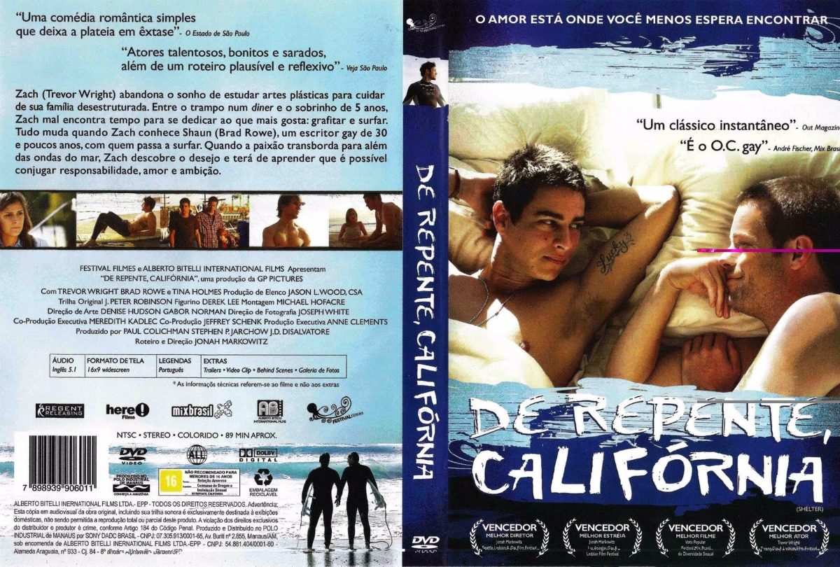 filme shelter de repente california legendado