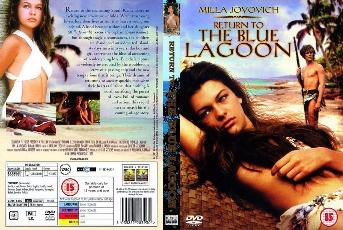 o filme de volta a lagoa azul dublado
