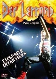 dvd def leppard: pyro-graphic