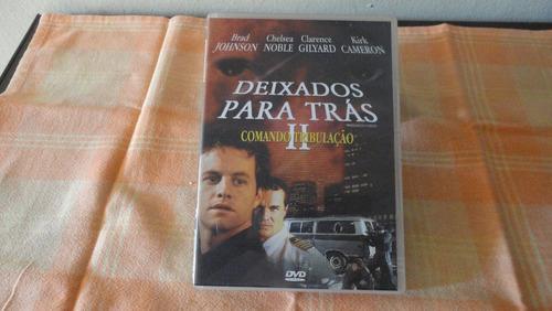 dvd - deixados para tras 2 - comando tribulaçao