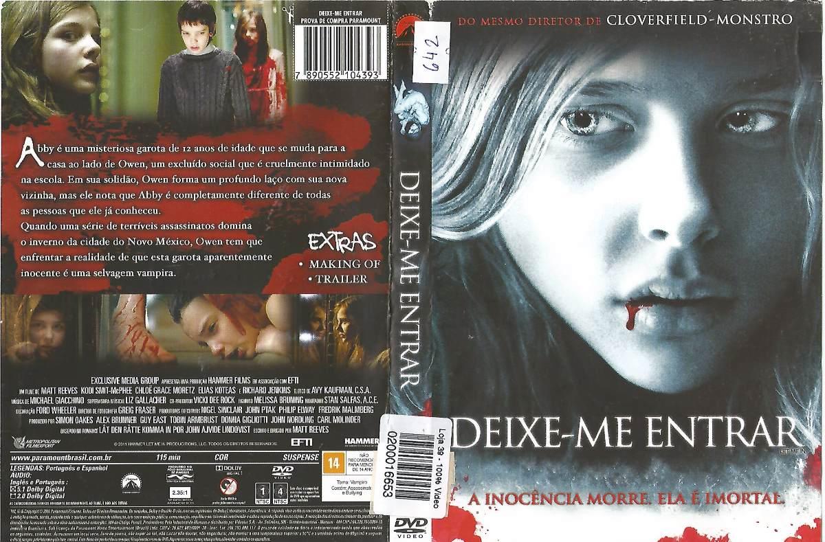 Dvd - Deixe-me Entrar - Matt Reeves - R$ 34,52 em Mercado Livre