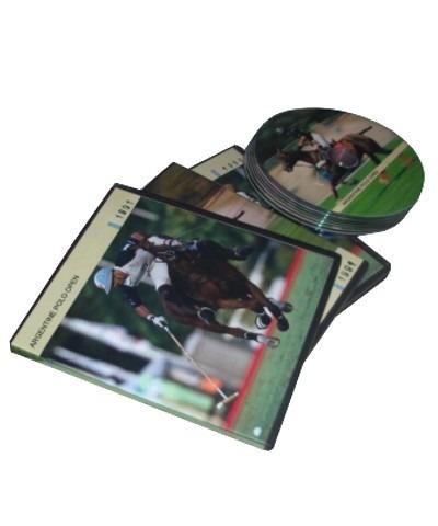 dvd del abierto argentino de polo palermo