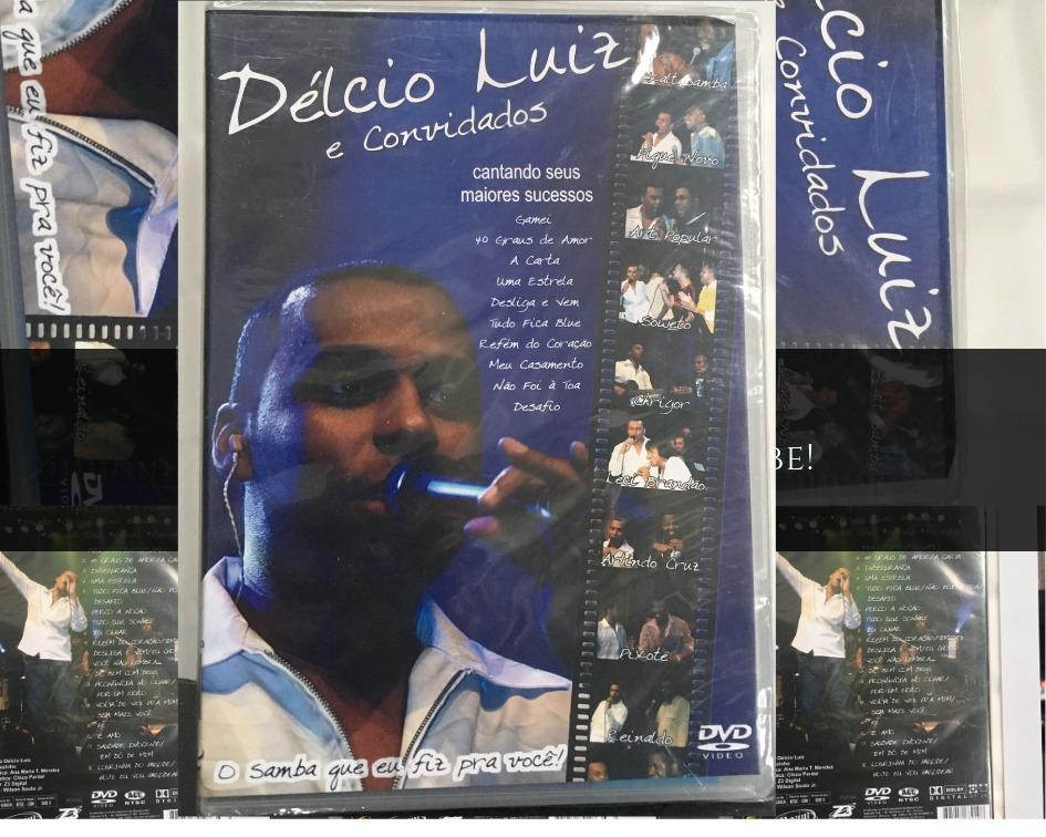 dvd show delcio luiz