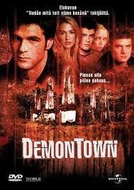 dvd demon town - a cidade do demônio