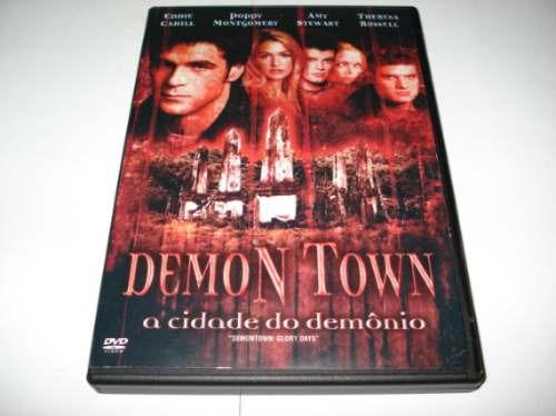 dvd demon town a cidade do demonio