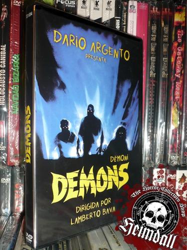 dvd demons demoni lamberto bava argento subt español r0 pal