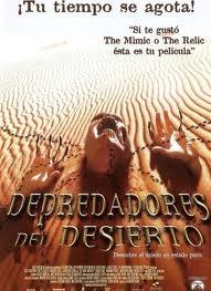 dvd depredadores del desierto del terror the bone snatcher