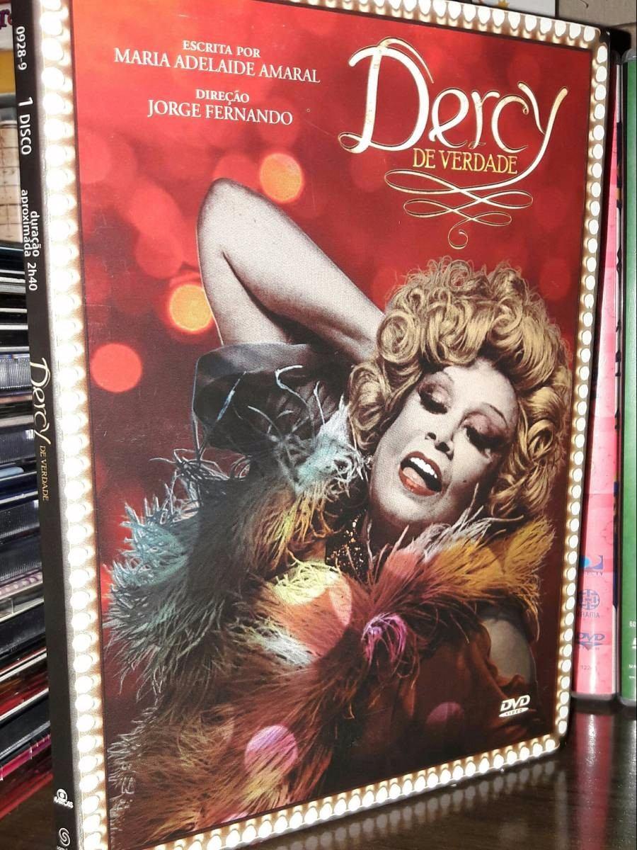 dvd dercy de verdade completo