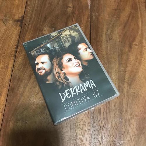 dvd derrama - comitiva 67