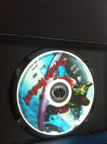 dvd desafio radical