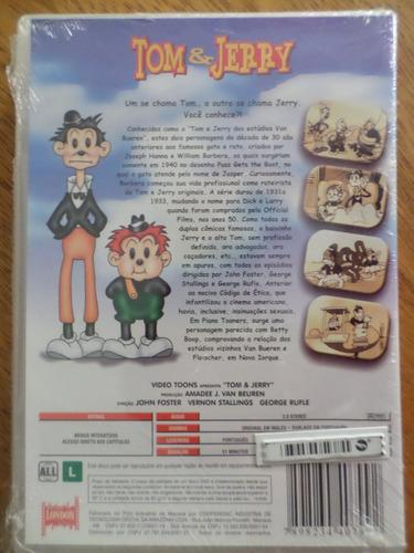 dvd desenho animado anos