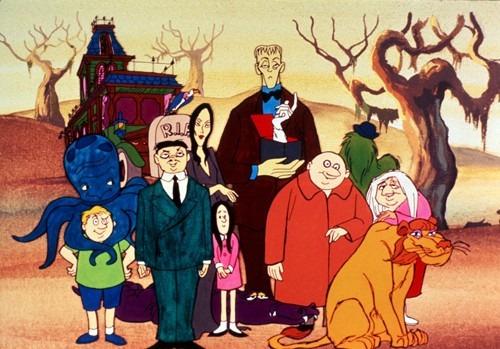 Dvd a famlia addams desenho animado completo 4 dvds r 40 dvd desenho animado dvds thecheapjerseys Gallery