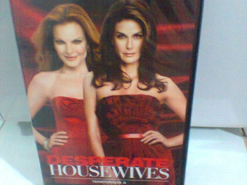dvd desperate housewives/