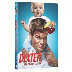 Dvd Dexter Cuarta Temporada Nuevo Cerrado Original Sm - $ 799,99 en ...