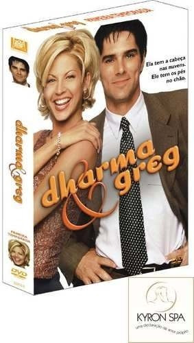 dvd dharma & greg  1ª temporada 3 dvds