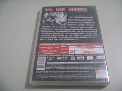 dvd dia dos mortos