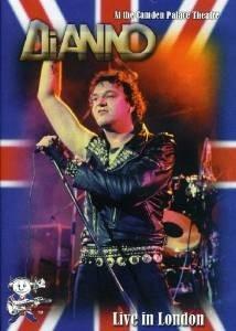 dvd di'anno - live in london