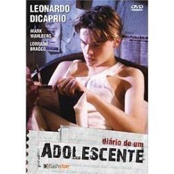 dvd diário de um adolescente (1995) leonardo dicaprio