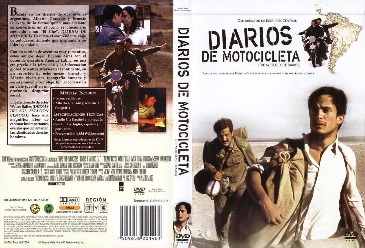the motorcycle diaries Watch the motorcycle diaries online the motorcycle diaries the 2003 movie reviews, trailers, videos and more at yidio.