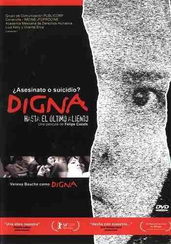 dvd digna ochoa asesinato o suicidio derechos humano tampico