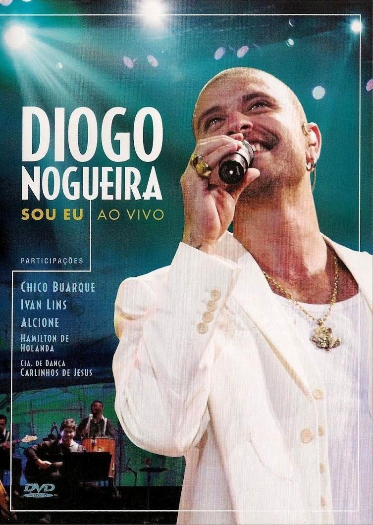 dvd diogo nogueira ao vivo 2010