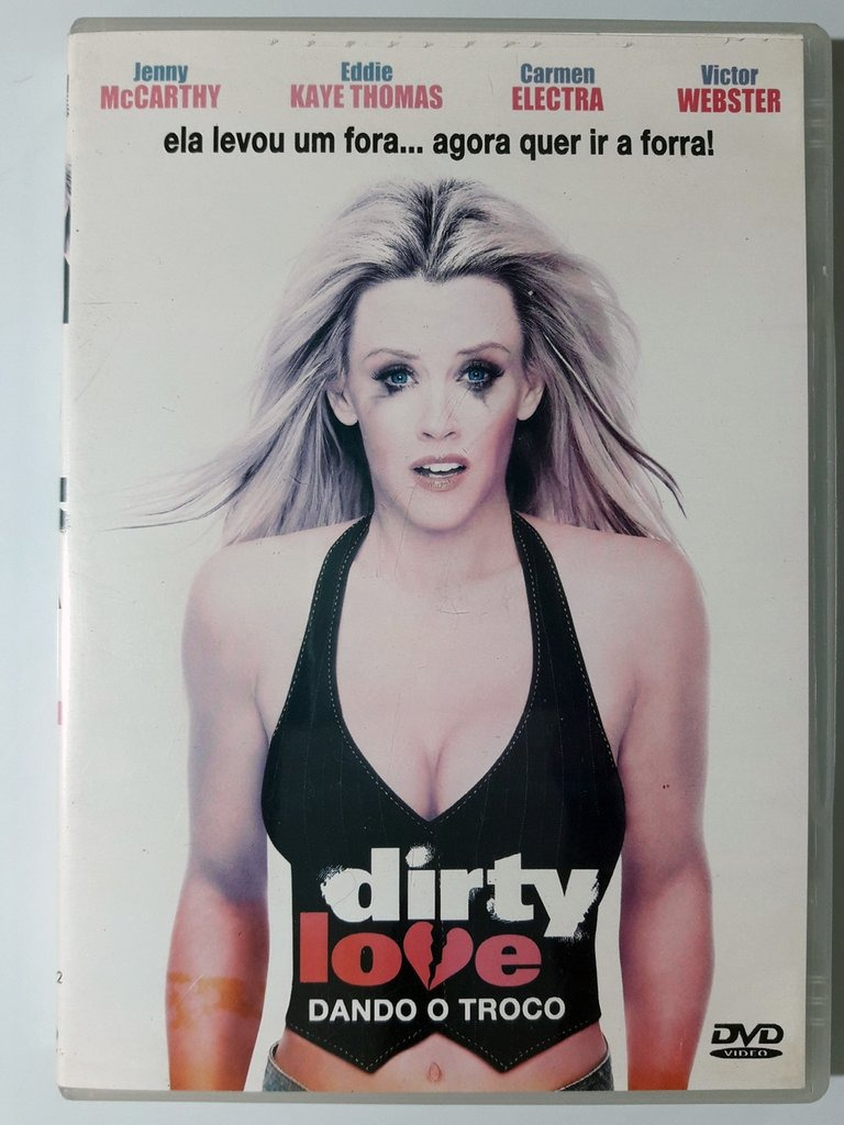 dirty love livre