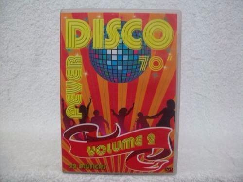 dvd disco fever 70  vol 2 - 22 videoclips  'original'