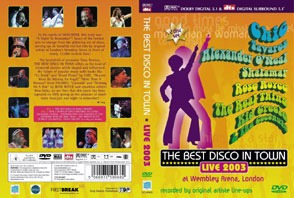 dvd-disco inferno 2-lacrado de fabrica