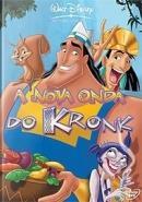 dvd disney a nova onda do kronk [ edição videolar ]