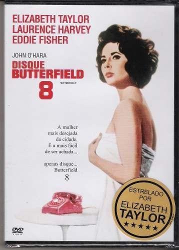 dvd - disque butterfield 8