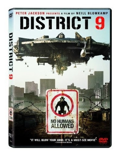 dvd :   - district 9 (widescreen, , dubbed, dolby, ac-3)