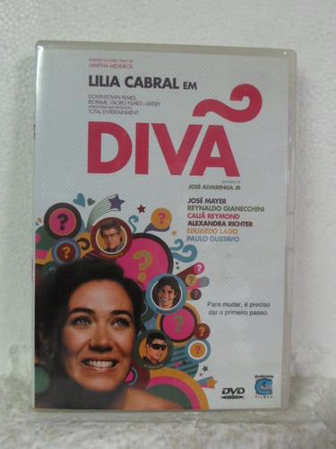 dvd divã - original