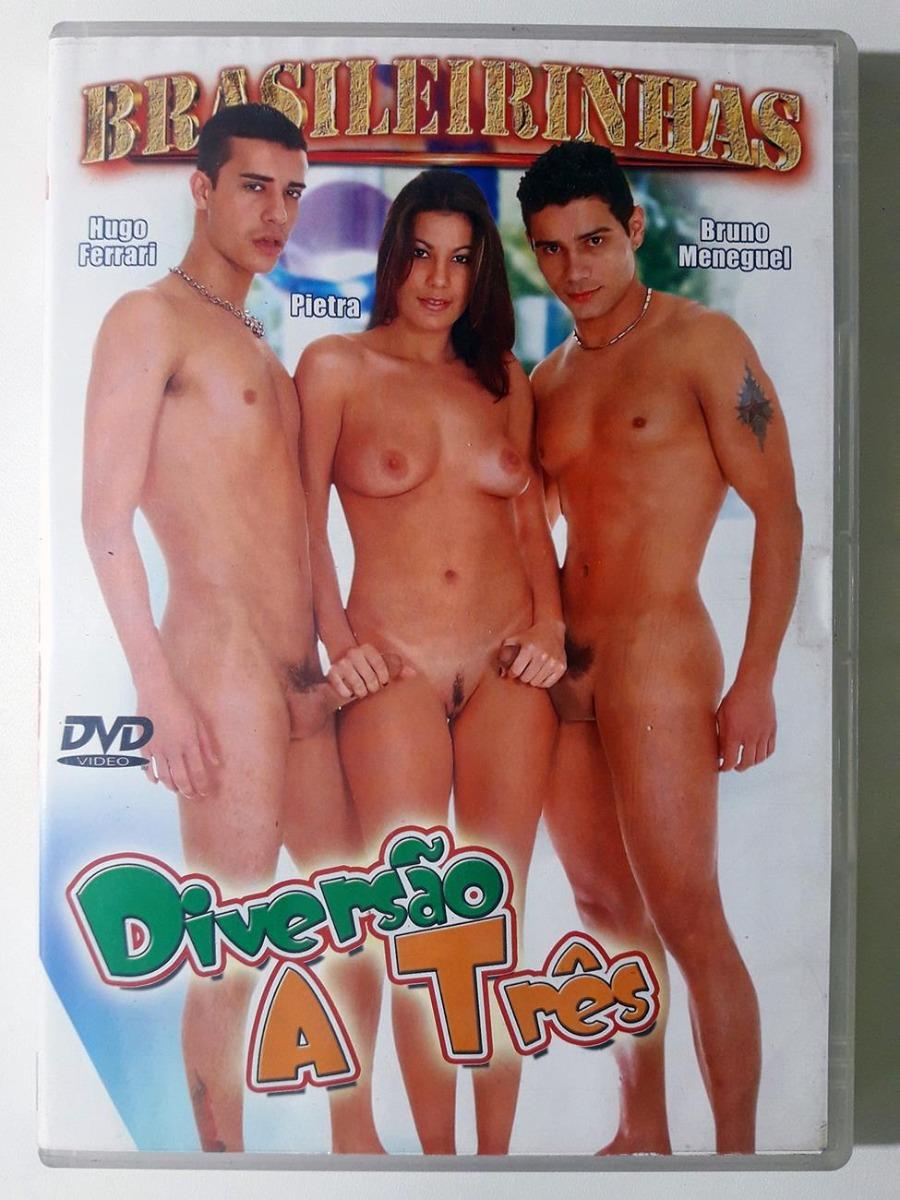 Ator Porno Brasileiro Bruno dvd diversão a três original gay pornô bruno meneguel adulto