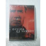 dvd divida de sangue ,clint eastwood