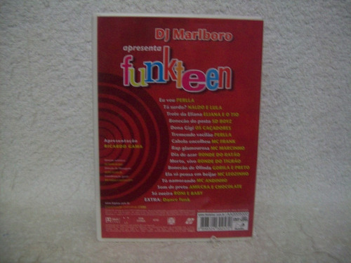 dvd-dj marlboro apresenta-funkteen-lacrado de fabrica
