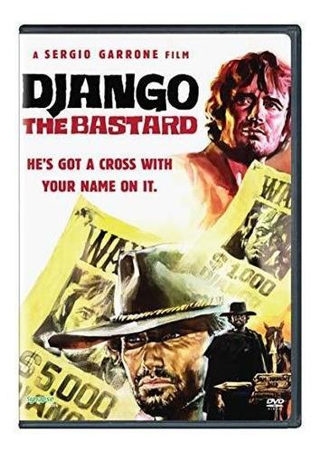 dvd : django the bastard