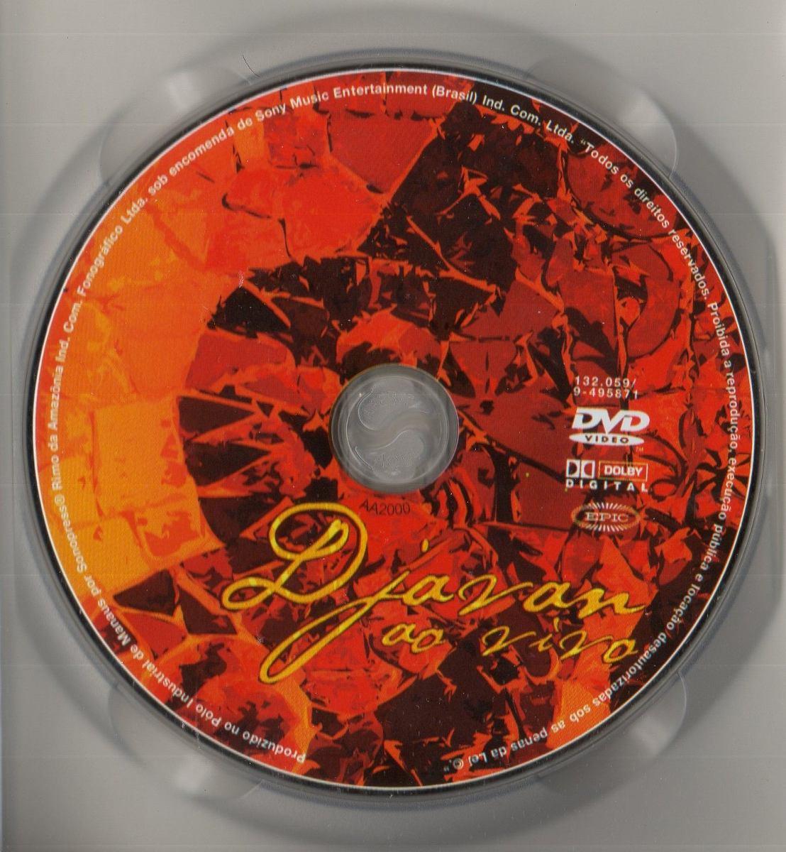 dvd de djavan ao vivo