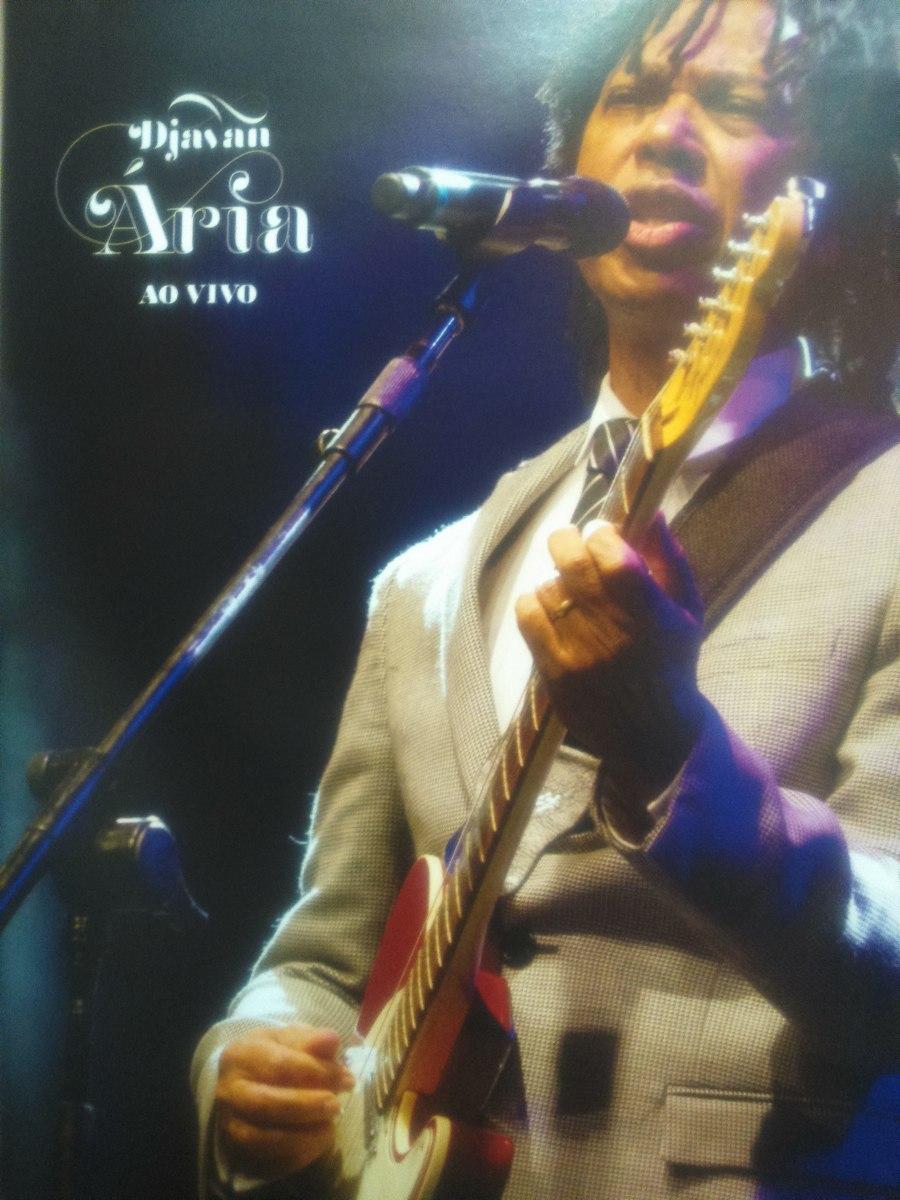 dvd djavan aria