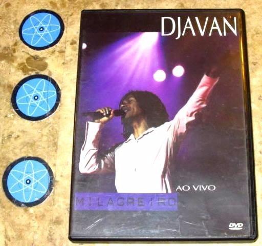 dvd djavan ao vivo 2002