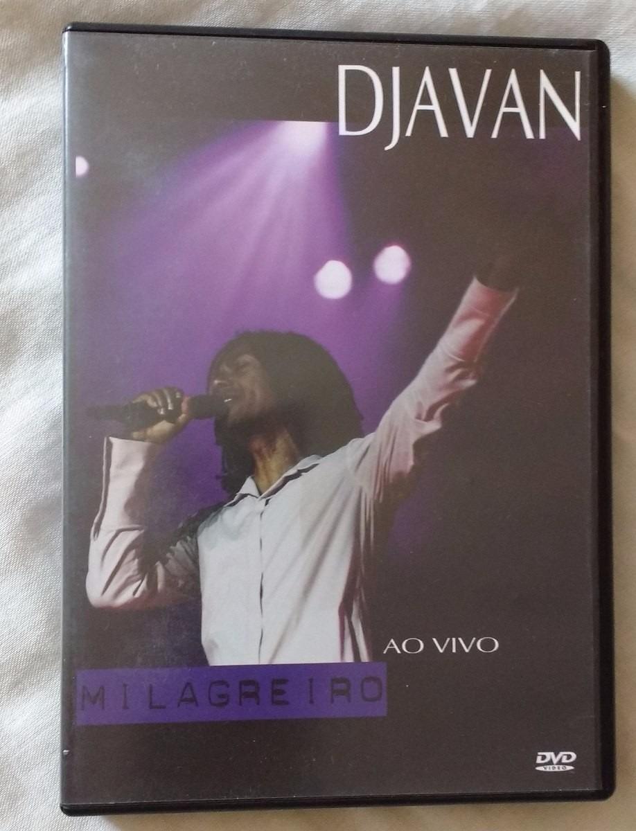 djavan dvd milagreiro ao vivo