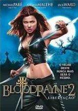 dvd do filme bloodrayne 2 - libertação ( natassia malthe)