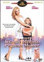 dvd do filme grande menina, pequena mulher (brittany murphy)