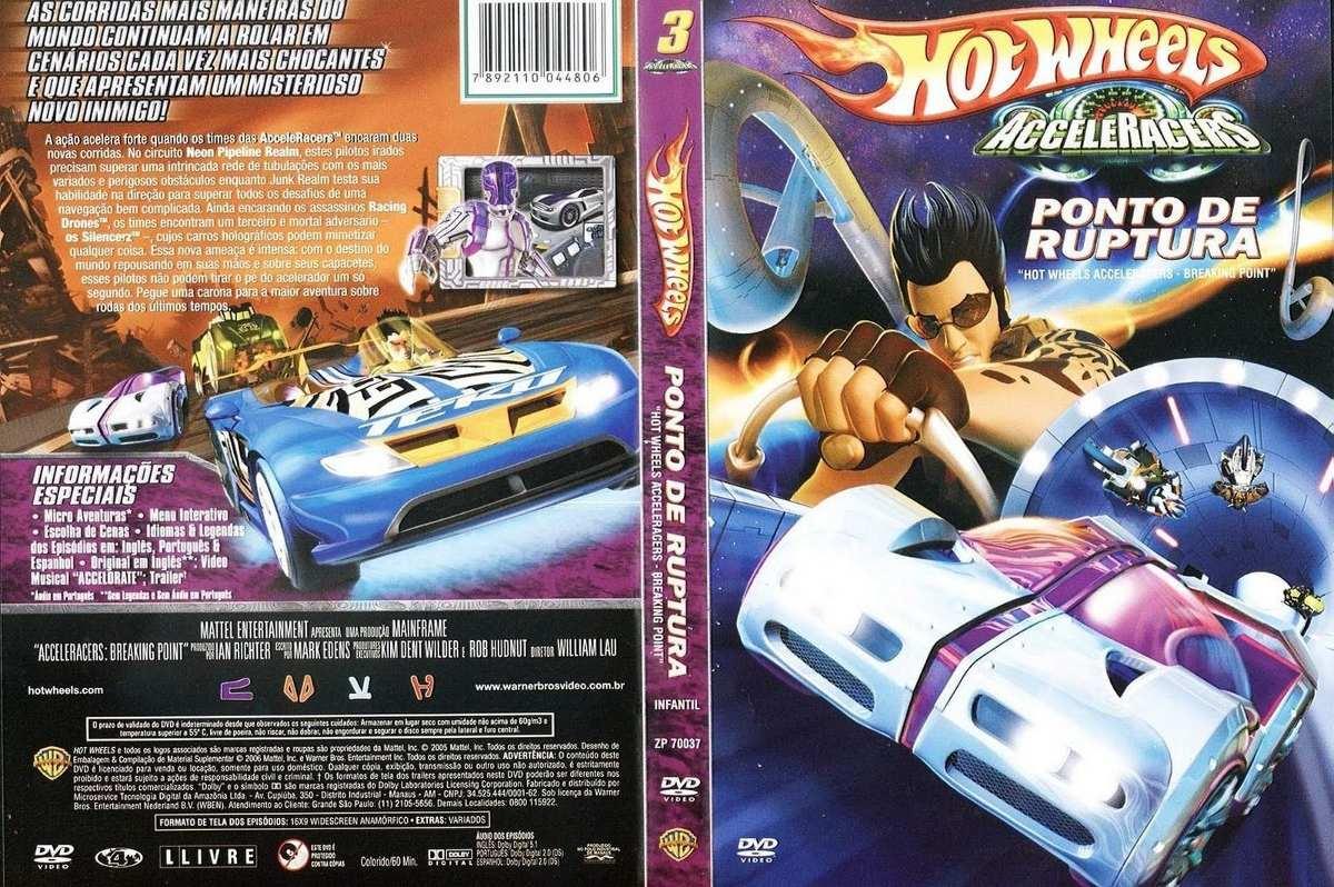 Filme Do Hot Wheels