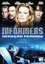 dvd do filme informers - geração perdida ( kim basinger)