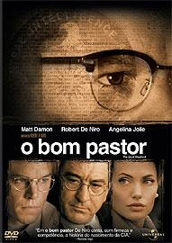 dvd do filme o bom pastor - good shepherd (2006)