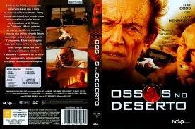 dvd do filme ossos no deserto ( luke goss) - lacrado